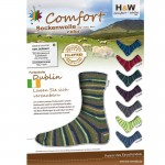Comfort Sockenwolle 4fach Dublin 1114