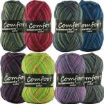 Comfort Sockenwolle Dublin 1114