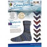 1114b Comfort Sockenwolle Reykjavik