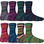 Comfort Waldfrüchte Sockenwolle 4-fach