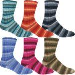 OONline Merino Extrafein Sockenwolle 4faedig