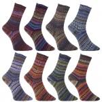 Pro Lana Golden Socks Bergwelt Sockenwolle 4fach