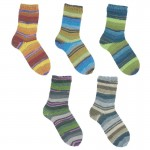 Schoeller+Stahl Sockenwolle 6-fach Brooklyn
