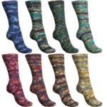 Regia Colorito Color Sockenwolle 8fach