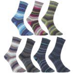 Pro Lana Golden Socks Sockenwolle 4fach und 6fach