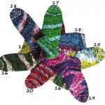 Austermann Hand-painted-suedsee-Socken