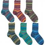 Schoeller+Stahl Sockenwolle 8-fädig Herbstzauber