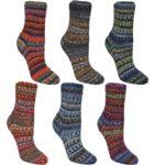 Rellana Flotte Socke Herbstzauber Sockenwolle 4- und 6-fach