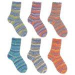 Austermann Step4 Luchs Sockenwolle 4fach