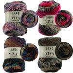 Lang Yarns Viva neue Farben 2016