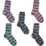 Schoeller und Stahl Fortissima Nordwind Sockenwolle 6fach