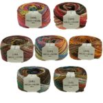 Lang Yarns Mille Colori 200 g Sortiment