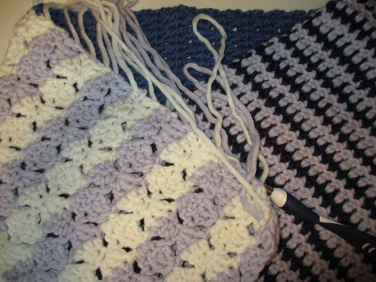 Das Große Häkeln Von Myboshi Und Dawanda Woche 3 Sockenwolle Blog