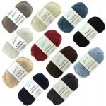 ONline Supersocke Silk Uni Sockenwolle mit Seide Sortiment