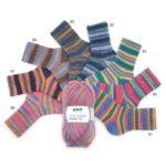 Gründl Hot Socks Samba 6-fach