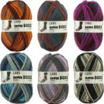 Lang Yarns Super Soxx Sortiment 92 - 102