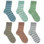 Schoeller+Stahl Sockenwolle Toscana Baumwolle Stretch