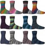 Comfort Sockenwolle 6-fach Wiesenzauber Sortiment