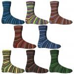 Winterrauschen Sockenwolle Comfort 4-fach