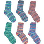 Austermann Step Affenstark Sockenwolle 4-fach