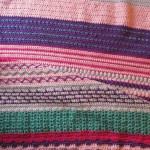 Myboshi Decke Woche 9 und 10