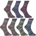 ProLana Sockenwolle 4-fach Jeanslook