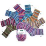 Gründl Hot Socks Mambo Sockenwolle 6fach