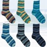 Schoeller+Stahl Cotton Stretch Mare Sockenwolle mit Baumwolle