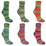 Rellana Flotte Socke Missisippi