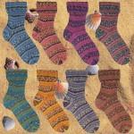 Opal Strandgut Sockenwolle 4Fach