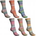Regia Cotton Summersmile Sockenwolle mit Baumwolle