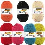 Sockenwolle Regia Trend & Classic Tweed